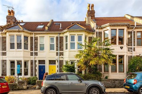 4 bedroom terraced house for sale - Upper Belmont Road, St. Andrews, Bristol, BS7