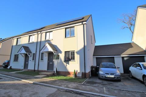 3 bedroom semi-detached house for sale - Sunnydale Close, Woodlands, Ivybridge