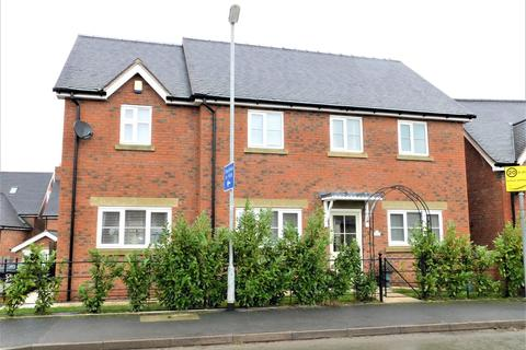 4 bedroom detached house to rent - Green Farm Meadows, Seighford, Stafford