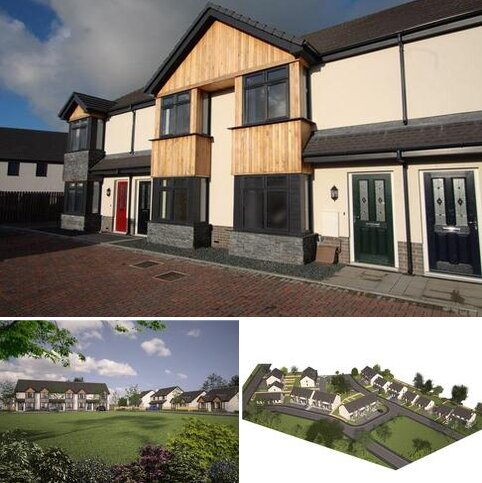 3 bedroom terraced house for sale - Llangefni, Anglesey