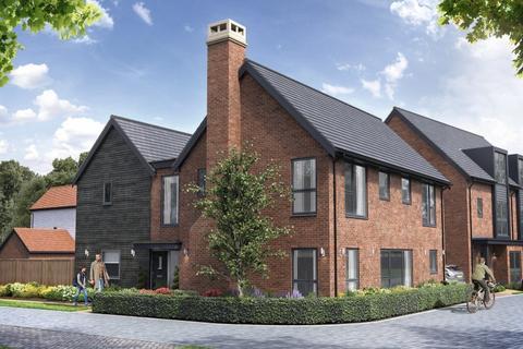 5 bedroom detached house for sale - Chilmington Lakes, Chilmington, Ashford, Kent