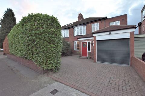 4 bedroom semi-detached house for sale - Jesmond Park West, High Heaton