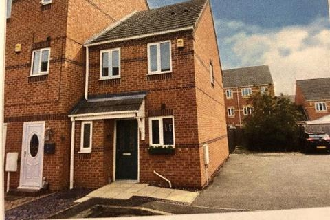 2 bedroom townhouse to rent - Bramble Court, Sandiacre, Nottingham