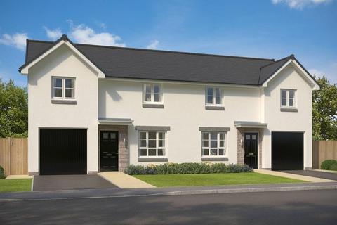 3 bedroom semi-detached house for sale - Plot 8, Ravenscraig at Hopecroft, Hopetoun Grange, Bucksburn, ABERDEEN AB21