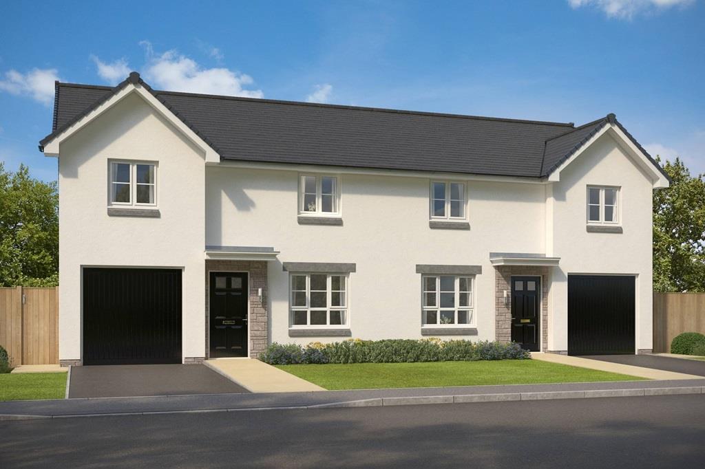 Ravenscraig housetype CGI exterior