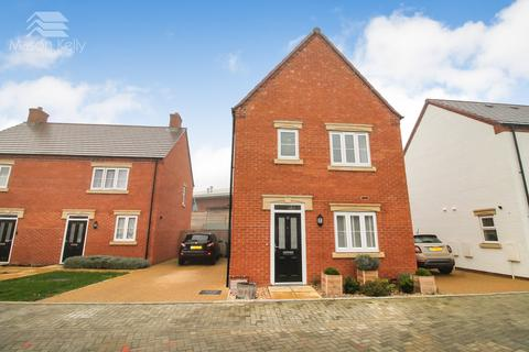3 bedroom detached house for sale - Lambert Court, Newport Pagnell MK16