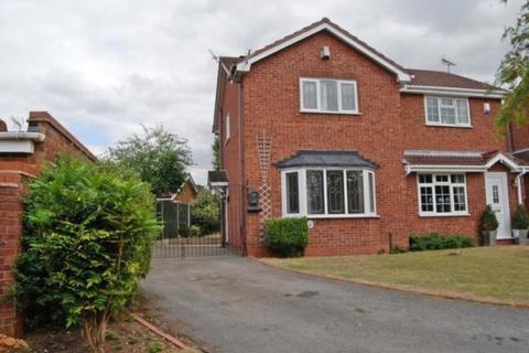 2 bedroom semi-detached house for sale - Foxfield Way, Huntington, Cannock