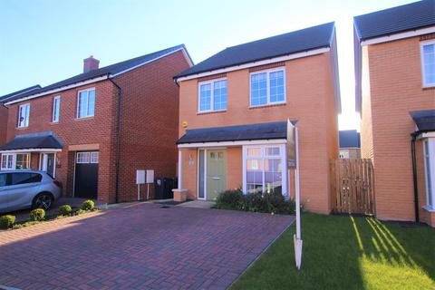 3 bedroom detached house for sale - Nable Hill Close, Chilton, Ferryhill