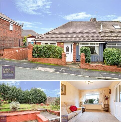3 bedroom semi-detached bungalow for sale - Marlborough Road, Royton, Oldham, Greater Manchester, OL2