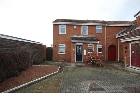 3 bedroom semi-detached house for sale - Woodhall Court, Seaton Delaval, Whitley Bay, NE25 0BX