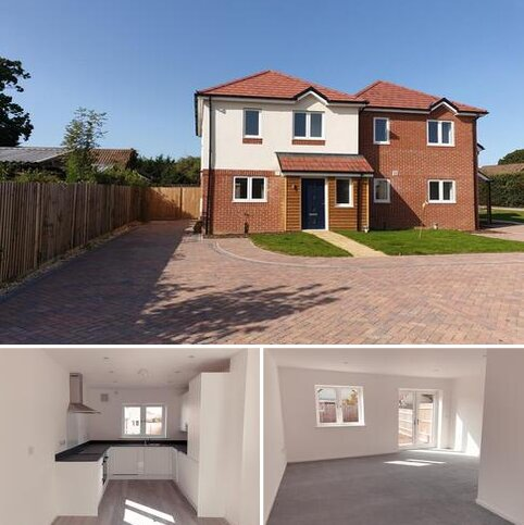 3 bedroom semi-detached house to rent - Stunning 3 bed NEW BUILD-Mulberry Gardens, Blackfield, Southampton SO45