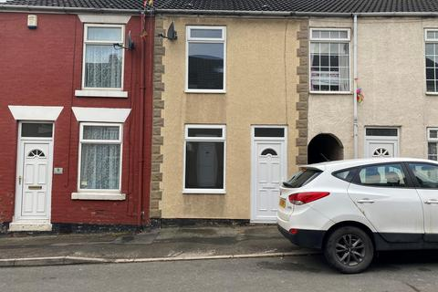 3 bedroom terraced house to rent - London Street, New Whittington, Chesterfield, S43 2AQ