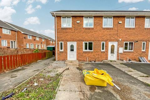 3 bedroom terraced house to rent - Alisha Vale, Easington Colliery, Peterlee, Durham, SR8 3RS