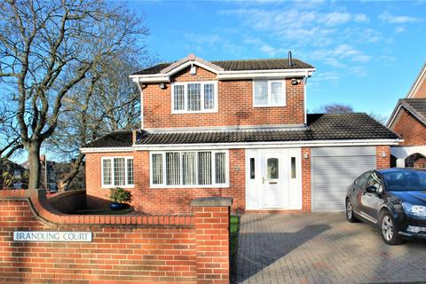 4 bedroom detached house for sale - Brandling Court, South Shields