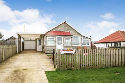 2 bedroom detached bungalow for sale - North Marine Road, Flamborough, Bridlington, YO15 1BL