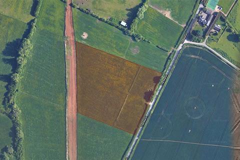 Land for sale - The Marsh, Wanborough, Nr Swindon, SN4