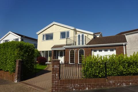4 bedroom detached house for sale - 2 Woollacott Drive, Newton, Swansea, SA3 4RR