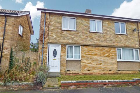 3 bedroom semi-detached house to rent - South View, Pegswood, Morpeth, Northumberland, NE61 6SA