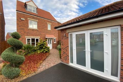 4 bedroom detached house for sale - MERLIN WAY, BISHOP CUTHBERT, HARTLEPOOL