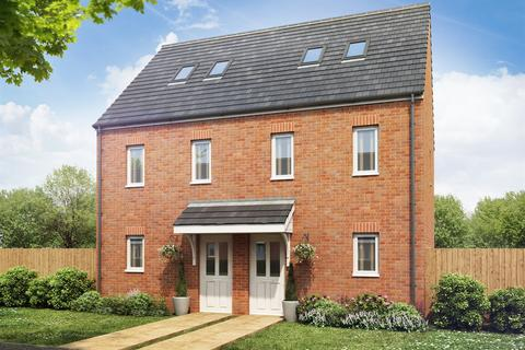 3 bedroom end of terrace house - Plot 66, The Moseley at Coverdale Phase 2, Luscombe Road TQ3