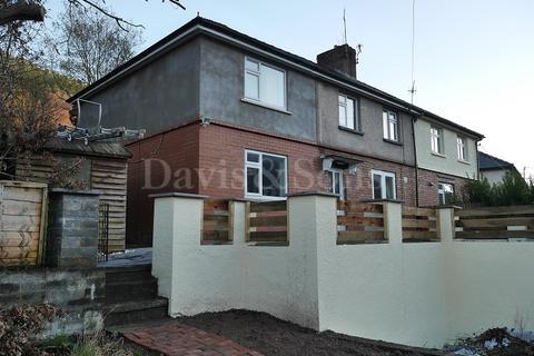 5 bedroom semi-detached house for sale - Garden Suburbs, Pontywaun, Cross Keys, Newport. NP11