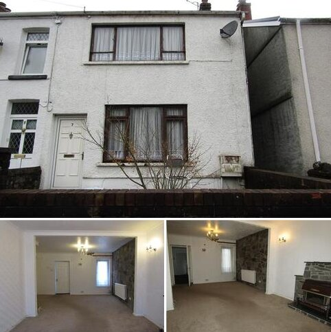 3 bedroom semi-detached house for sale - Glannant Terrace, Ystradgynlais, Swansea, City And County of Swansea.