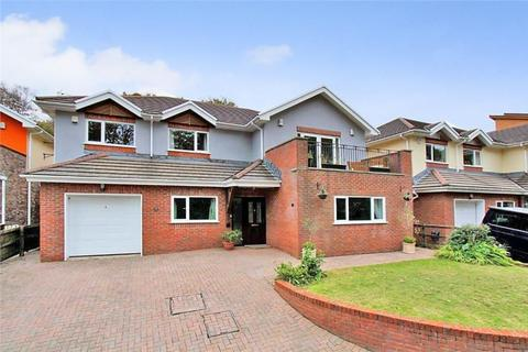 5 bedroom detached house for sale - 9 Dylans View, uplands, Swansea, SA2 0RP