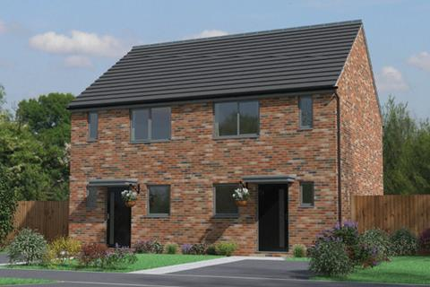2 bedroom semi-detached house for sale - Plot 113, Caistor at Willow Grange, Lakeside Boulevard DN4