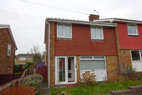3 bedroom semi-detached house for sale - Appleby Gardens, Gateshead, Tyne and Wear, NE9 6NR