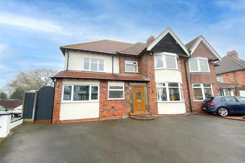 5 bedroom semi-detached house for sale - Burman Road, Shirley, Solihull, B90