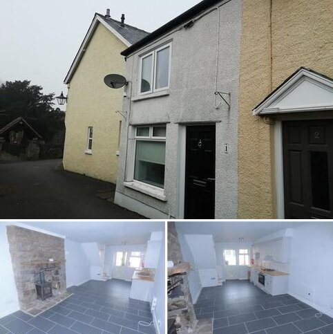 2 bedroom end of terrace house to rent - Church Lane, Crickhowell, Powys.