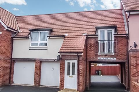 2 bedroom flat to rent - Howard Walk, Barley Rise, Ashington, Northumberland, NE63 9FP