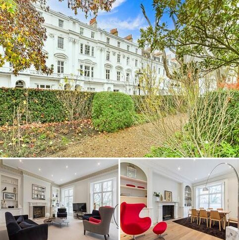 5 bedroom terraced house for sale - Hereford Square, South Kensington, London, SW7