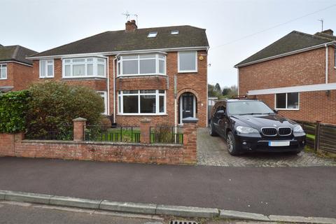 4 bedroom semi-detached house for sale - Highwood Avenue, Leckhampton, Cheltenham