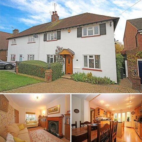 4 bedroom semi-detached house to rent - Cross Way, Harpenden