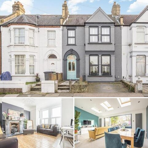 3 bedroom terraced house for sale - Hazelbank Road, Catford