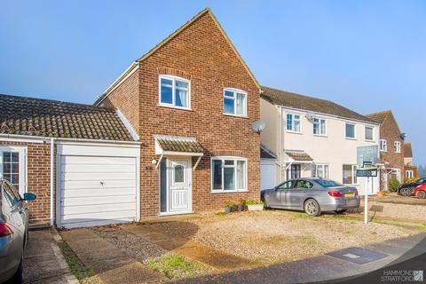 3 bedroom link detached house for sale - Lark Rise, Mulbarton