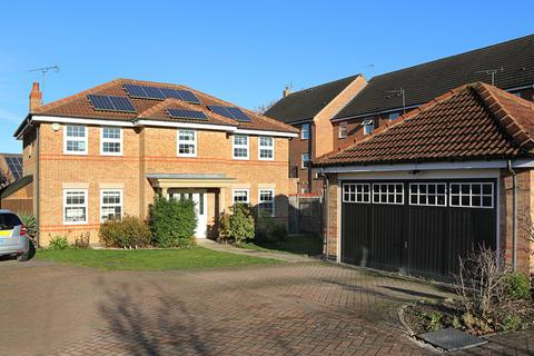 4 bedroom detached house for sale - Oxclose Park Way, Halfway