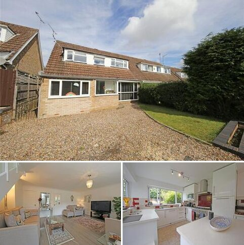 3 bedroom semi-detached house to rent - Kinsbourne Close, Harpenden, Hertfordshire