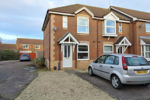 2 bedroom end of terrace house for sale - Dulas Close, Didcot