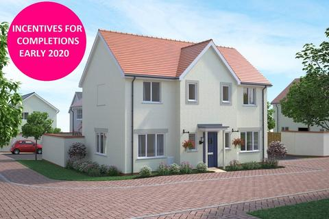 4 bedroom detached house - Cavanna Homes, Roundswell