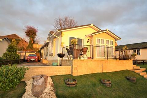 2 bedroom detached bungalow for sale - Leven View Residential Park, Leven Bank Road, Yarm, TS15 9WJ