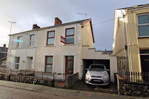 3 bedroom semi-detached house for sale - Penuel Street, Carmarthen