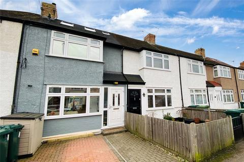 4 bedroom terraced house for sale - Ravensbourne Avenue, Staines-upon-Thames, TW19