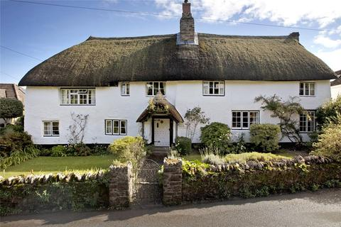 5 bedroom detached house for sale - Monks Thatch, Abbotskerswell, Devon, TQ12