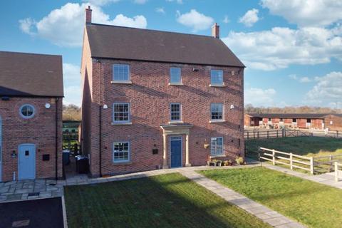 4 bedroom semi-detached house - Church Farm Mews, Acton, Cheshire