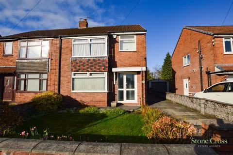 3 bedroom semi-detached house for sale - Norwich Avenue, Lowton, WA3 2JD