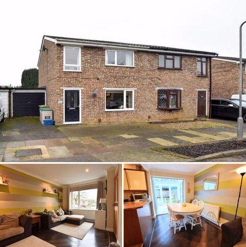 3 bedroom semi-detached house for sale - Henders, Stony Stratford, Milton Keynes
