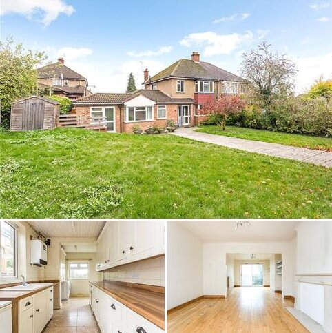 3 bedroom semi-detached house for sale - Woodland Road, Maple Cross, Hertfordshire, WD3