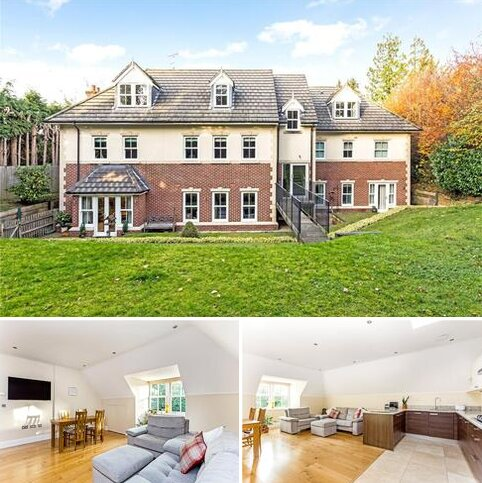 1 bedroom flat for sale - The Brackens, 7A Mount Harry Road, Sevenoaks, Kent, TN13